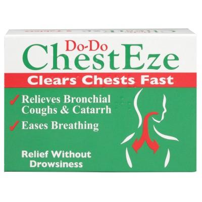 DoDo Chesteze Ephedrin Tabletten