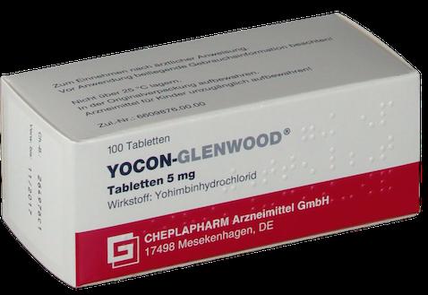 Yocon Glenwood Yohimbin HCL kaufen/bestellen