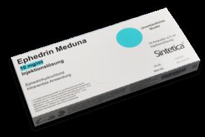 Ephedrin Meduna - Ephedrin HCL Injektion kaufen/bestellen